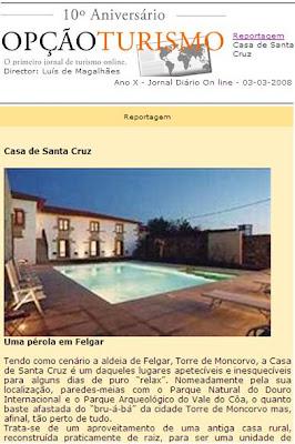 Café Portugal - PASSEIO DE JORNALISTAS em Moncorvo - Opção Turismo