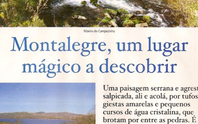 PASSEIO DE JORNALISTAS em Montalegre - OLÁ, Semanário