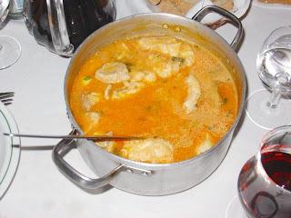 Café Correia, Vila do Bispo (O arroz de peixe...)