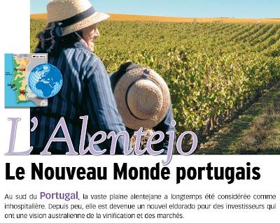 Café Portugal - PASSEIO DE JORNALISTAS - Alentejo - Revista LA VIGNE