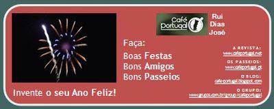 Café Portugal - Invente o seu Ano Feliz! Faça boas Festas