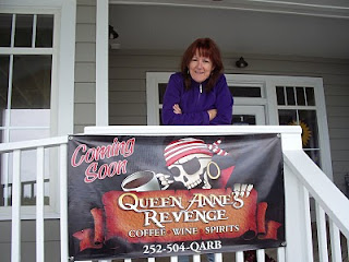 queen anne's revenge cafe