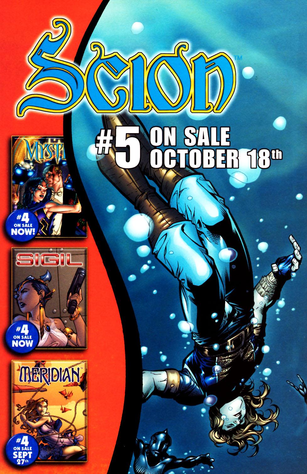 Read online Scion comic -  Issue #4 - 32