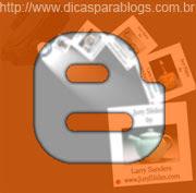 Slides das postagens recentes no blogspot