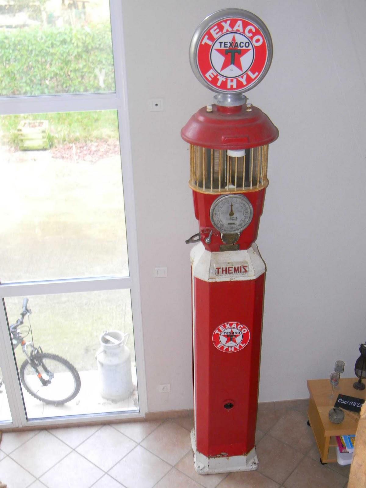 Vintage service station equipment pompe essence vintage pinterest vintage - Deco pompe a essence vintage ...