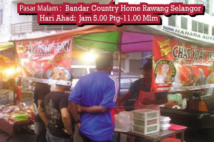 Pasar Malam: Hari Ahad
