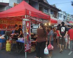 Pasar Malam: BANDAR PUTRA,Kulai Johor