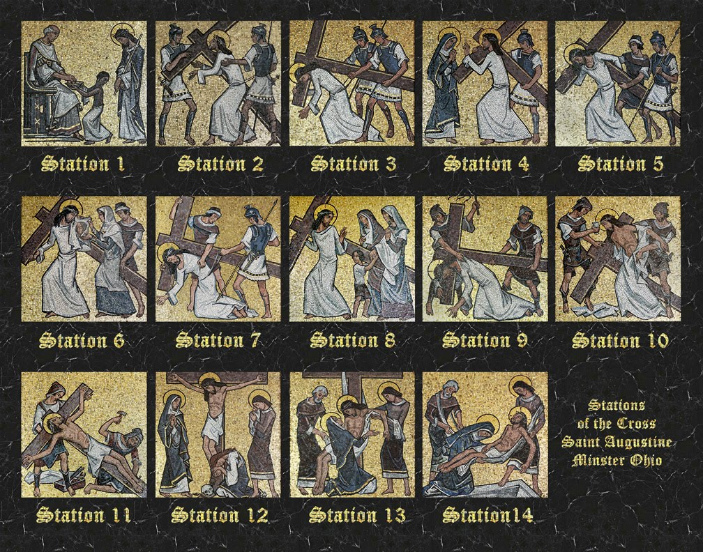 It is a photo of Impertinent Printable Stations of the Cross