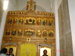 Catapeteasma Bisericii de la Aiud
