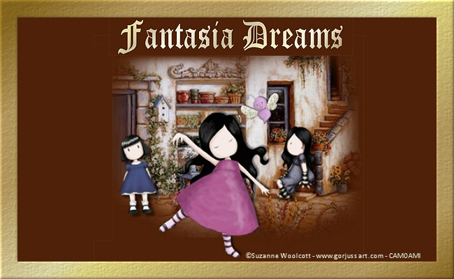 Fantasia Dreams