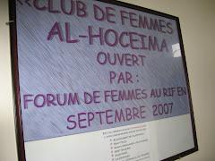 AFFA - Forum de femmes au Rif