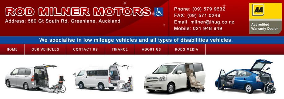 Videos On Rod Milner Motors Stock