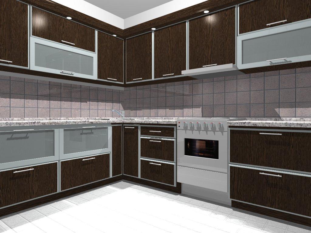Formas y colores mucho m s que melamina cocinas en melamina for Ver muebles de cocina modernos
