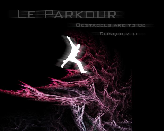 Nak Parkour N Brick Dance