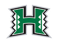 Huh? University of Hawai'i Warriors hang on to beat Washington and complete undefeated season! Woo!