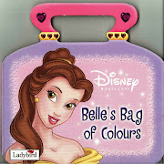 BK672 Disney PrincessBelle's Bag of Colours