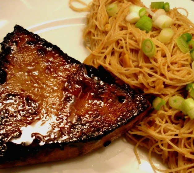 Easy recipes for tuna steak