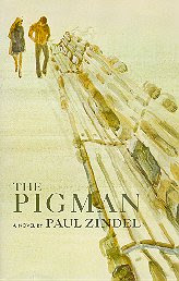From the Nightshift   Bitez  and  The Pigman    HNN As I mentioned in the review of Zindel s book The Pigman  Paul Zindel was  an author who primarily wrote for young adults  but really didn t write  down to