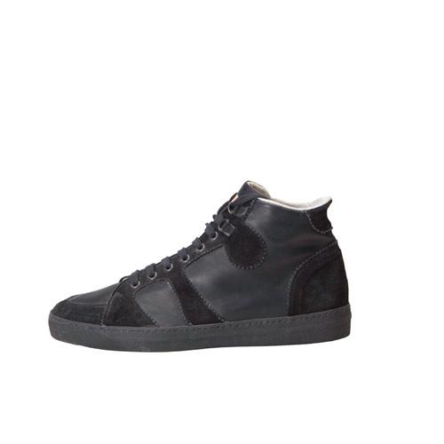 Mens Leather Cap Toe Shoes
