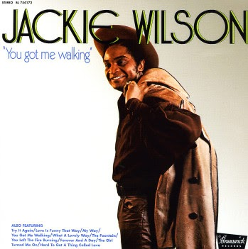 Jackie Wilson A lovely Way To Die Since You Showed Me How To Be Happy