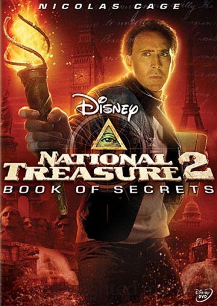 mahameru6992: National Treasure 2 : Book Of Secrets | 2007