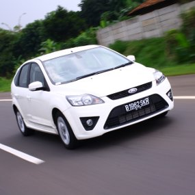 ford Focus modification