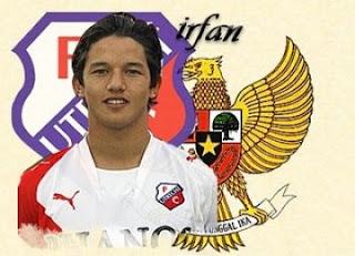 Irfan Bachdim Timnas indonesia aff 2010