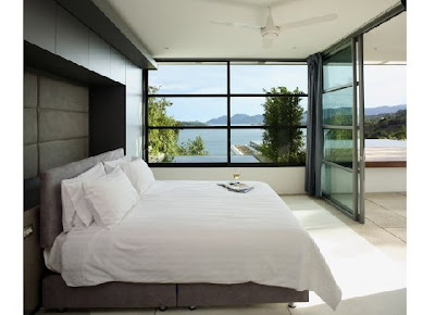 Architects Soft Bedroom Design