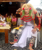 TARI TOPENG: Mask Dance