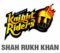 Knight Riders - ShahRukh Khan