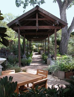 Gardens In Austin Maureen Stevens