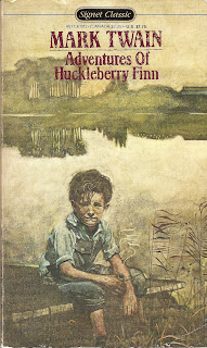 an argument against the censoring of the adventures of huckleberry finn The book was the adventures of huckleberry finn by mark twain, the  words of  twain as he wrote them & his critique of our nation's history.
