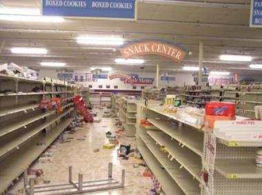How will your family eat food when grocery stores are barren?