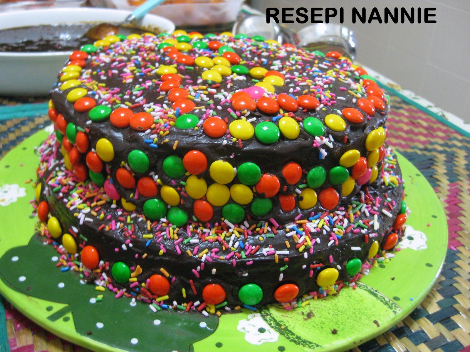 Resepi kek simple