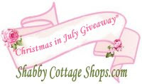 """Christmas in July Giveaway"""