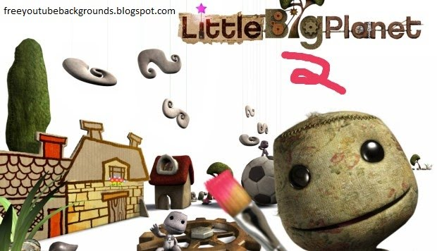 little big planet wallpaper. LittleBigPlanet 2 Download