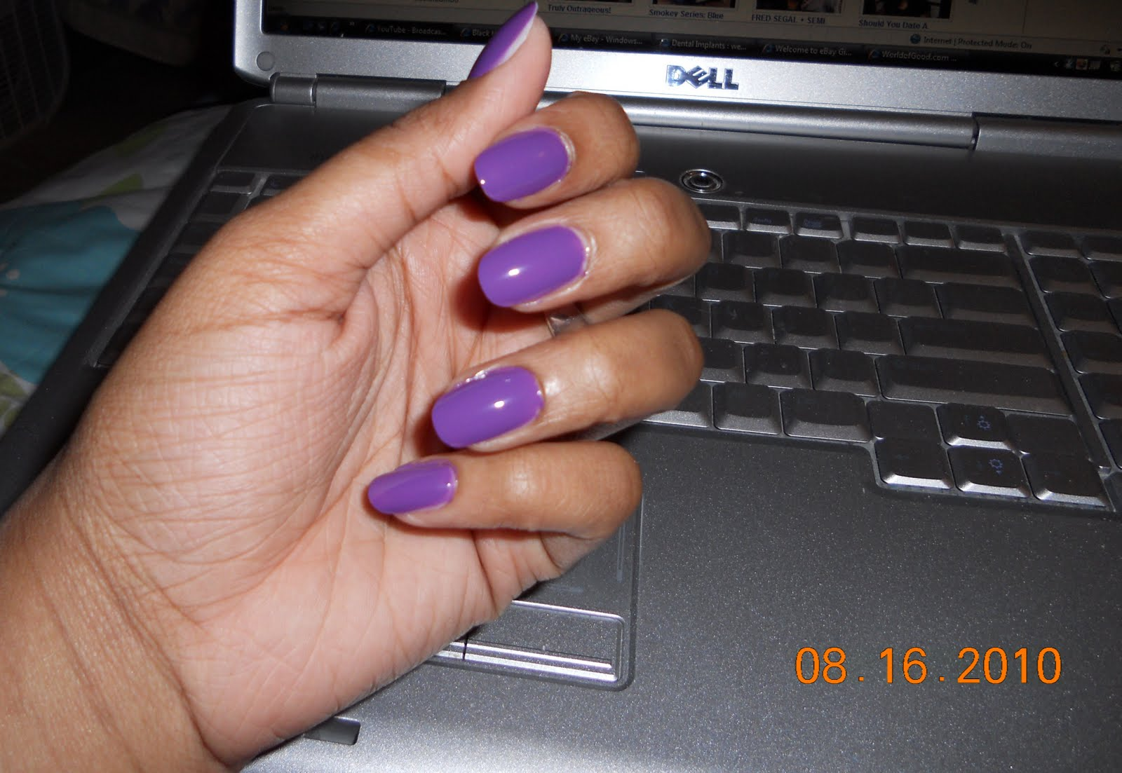 Review on KISS FULL COVER NAILS!!!!!!!! | FASHION DIVA