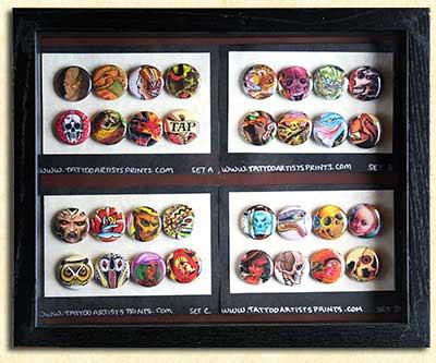 A few years ago tattoo artist Jay Langer had
