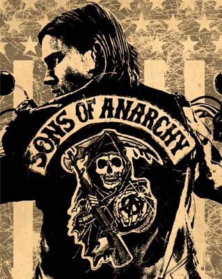 Sons of Anarchy / Pulse Tattoo