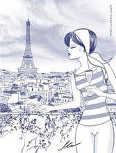 Tão sonhada Paris...