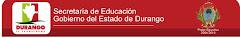 Secretaría de Educación del Gobierno del Estado de Durango