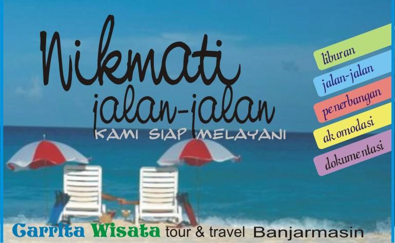 Carrita Wisata Tur & Travel Banjarmasin
