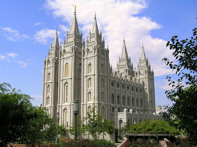 salt lake city lads mormon temple