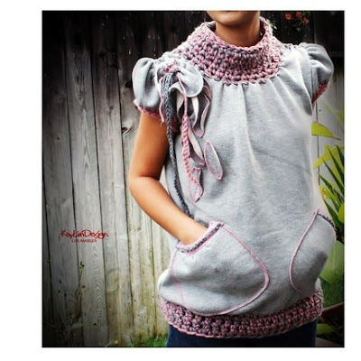 kaylim grey gray sweatshirt diy romantic