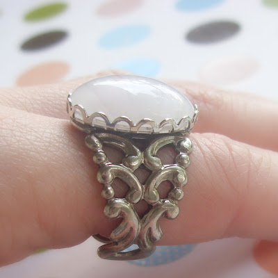 twilight new moon twilight inspired bella movie ring moonstone