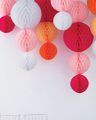 martha stewart tissue balls crafts