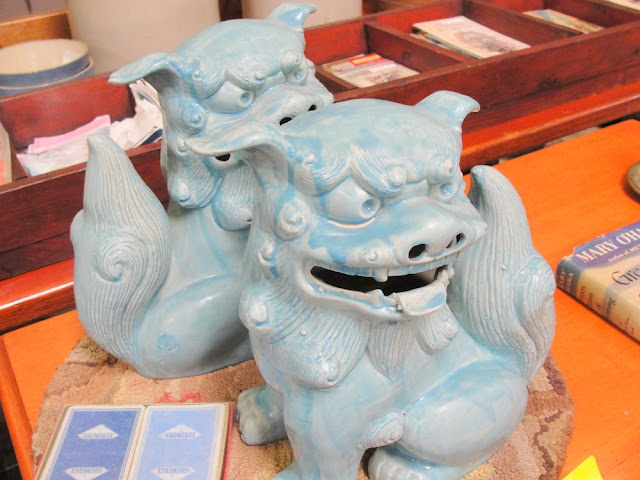 chinese, asian, oriental,dragon, aqua bookends