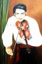Cigano e seu violino