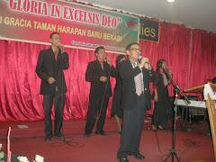 Ibadah dan Perayaan Natal GBI Gracia THB