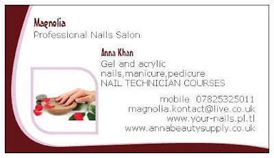 Acrylic Nail Business At Home